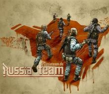Russia Team 4