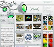 Старый дизайн моего сайта